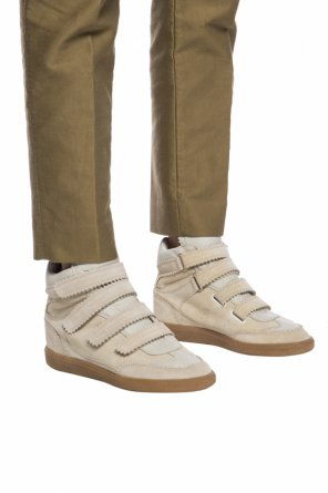 'bilsy' wedge sneakers od Isabel Marant